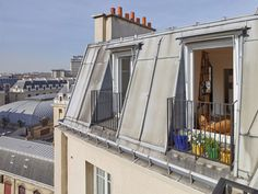 the Arsenal Flat in Paris designed by h2o architectes
