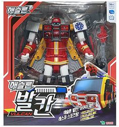 Tobot Athlon Vulcan Transforming Rescue Robot Car Toy Korea Animation Character for sale online Baby Girl Toys, Toys For Girls, Robot Action Figures, Star Wars Toys, Custom Lego, Transformers, Best Sellers, Animation Character, Car