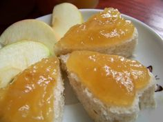 gem simplu de mere Merida, Easy Bun, Home Canning, Canning Recipes, Conservation, Preserves, Dips, Food And Drink, Pudding