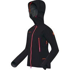 (マムート) Mammut レディース アウター ジャケット Mittellegi Pro HS Hooded Jacket 並行輸入品  新品【取り寄せ商品のため、お届けまでに2週間前後かかります。】 カラー:Black カラー:ブラック
