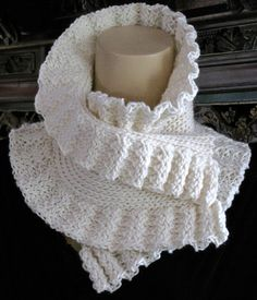 """I love wearing this. Just finished writing the crochet pattern for it: """"Shamlian Weltie."""" It's made of 3 kinds of slip stitches.  What a great pattern."""