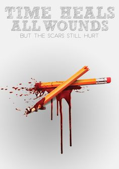 Time heals wounds