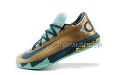 NK KEVIN DURANT KD 6 VI 54 POINTS GOLD/NAVY-TEAL SALE FOR FALL, Only$79.00 , Free Shipping! http://www.jordanse.com/nk-kevin-durant-kd-6-vi-54-points-gold-navyteal-sale-for-fall.html