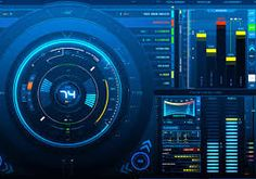 Image result for sci fi gui