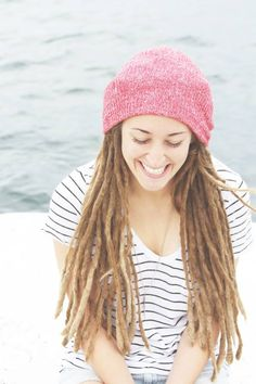 Lifestyle Photography girl with dreads Cute Dreads, New Dreads, Beautiful Dreadlocks, Dreads Girl, Dread Hairstyles, Dream Hair, White Girls, Hair Trends, Natural Hair Styles