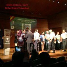 Detec7 recibe la Mención Honorífica de la Policía Nacional - Detec7