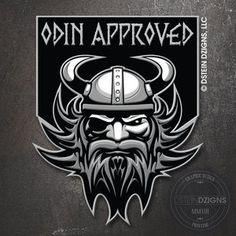 Odin Approved PVC Patch