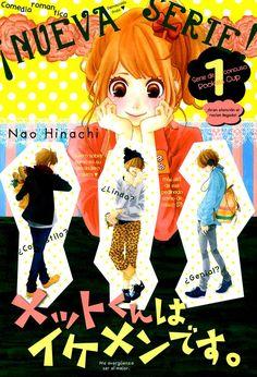 Metto-kun wa Ikemen Desu Capítulo 1 página 1 (Cargar imágenes: 10) - Leer Manga en Español gratis en NineManga.com