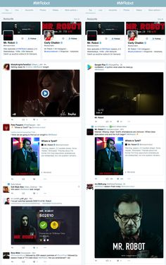 Twitter updates search results