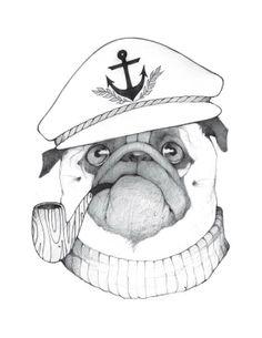 captain pug slug - ❣ Relicário ❣ - makemyworldburn.tumblr.com