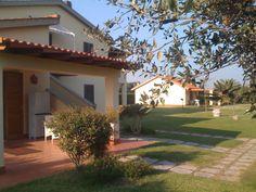 Budgetvriendelijke kustaccommodatie Residence Cecina Mare - lekker op de fiets naar het strand van Cecina!
