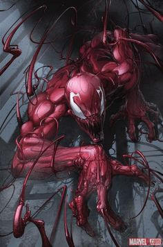 Get ready, Marvel fans! Superior Carnage by Kevin Shinick and Stephen Segovia is coming this July! Is Carnage Spider-Man's deadliest foe? http://marvel.com/news/story/20405/superior_carnage
