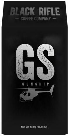 Gunship Coffee Blend - Black Rifle Coffee Company