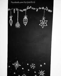 Afbeeldingsresultaat voor krijtstift kerst