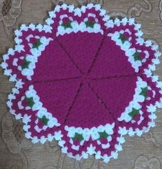 Crochet Doilies, Diy And Crafts, Elsa, Projects To Try, Crochet Patterns, Quilts, Stitch, Blanket, Knitting