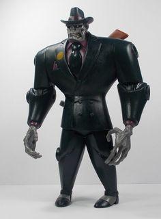 Batman Brave & Bold - Zombie Hitman Action Toy Figure - DC Comics (1)