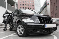 PT Cruiser 'Dark Edition' Pt Cruiser, Bmw, Dark, Vehicles, Car, Vehicle, Tools