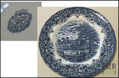 Loza Inglesa. Info, medidas y precios acá: http://1920decobazar.blogspot.com.ar/2014/07/vajilla-antigua-platos-loza-inglesa.html