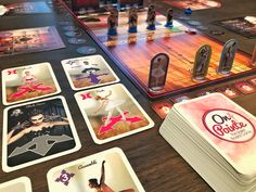 This is On Pointe - a new ballet-themed board game on Kickstarter.  Start at the barre and you will go far...but only what can become Prima.  Do you have what it takes to play #onpointe ? #boardgame #boardgameart #boardgamedesign #balletlife #pointe Board Game Design, Games For Girls, Barre, Board Games, Artists, Play, Gifts, Shopping, Presents