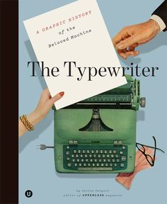 This book will feature over 200 pages of history, photos and timelines of the glorious typewriter