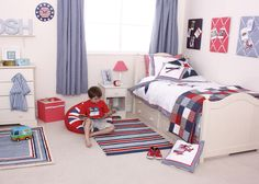 This aeroplane themed bedding from Babyface is great for your little aviator. The Babyface Aeroplane range includes single and junior duvet sets in cotton and matching aeroplane and helicopter cushions. Kids Bedroom Furniture, Bedroom Ideas, Childrens Beds, Room Set, Boy Room, Teen Rooms, Kids Rooms, Cotton Duvet, Bedding Sets