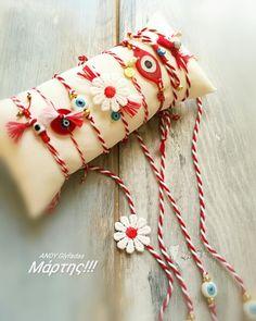 Handmade Jewellery, Jewellery Display, Handmade Bracelets, Boho Jewelry, Jewelery, Baba Marta, 8 Martie, Macrame Bracelets, Minimalist Jewelry