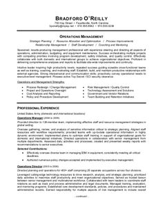 military to civilian resumes military to civilian management sample resume