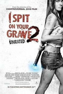 I Spit On Your Grave 2 Wikipedia Science Fiction Fiction Cinema