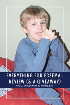 Everything for Eczema - super soft clothing for those with eczema! www.intolerantgourmand.com
