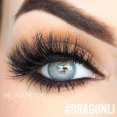 dragon li 3d mink false eyelashes nubounsom