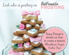 Hi, I'm Fee from Icing Bliss. It's fair to say that I am slightly obsessed with all things vintage and shabby chic so this year I am decorating my house for Christmas in a non-traditional shabby chic theme. I've been baking up a storm over the last few weeks making lots of Christmas sweet treats, …