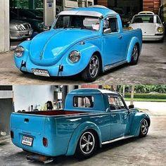 Volkswagen – One Stop Classic Car News & Tips Custom Trucks, Custom Cars, Cool Trucks, Cool Cars, Carros Vw, Combi Wv, Auto Volkswagen, Vw Pickup, Custom Muscle Cars