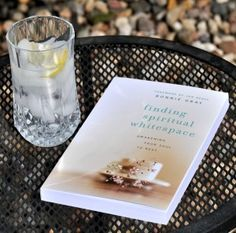 A Dozen Books to Inspire You This Summer (Plus a Great Giveaway!) ... Finding Spiritual Whitespace by Bonnie Gray.