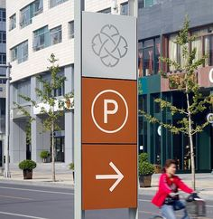Parking Vehicular Directional