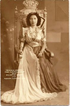 Philippine Carnival Queen: The Muse Within, by Jean Vengua