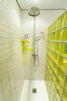 Salle de bain #fluo #punkyb
