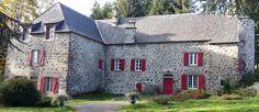 Ferme des Prades Chambres d'Hôtes Cantal Auvergne avec un spa privatif. Ainsi…