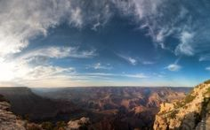 WALLPAPERS HD: Grand Canyon Grand View