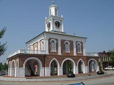 Fayetteville NC Market house
