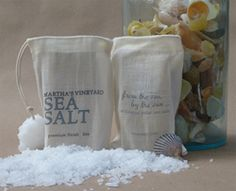ECOBAGS® Gets Salty with MV Sea Salt's Retail Packaging