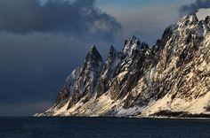 Entre Tromsø et l'île de Senja en Norvège / par chx74 - Communauté GEO