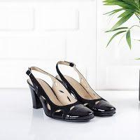 top-sandale-cu-toc-din-piele-naturala-15 Shoes, Fashion, Moda, Zapatos, Shoes Outlet, La Mode, Fasion, Footwear, Shoe