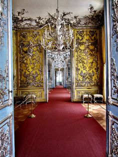 Nymphenburg Palace ~ Munich, Germany