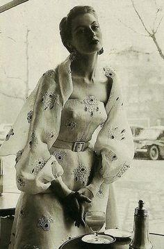 Capucine 1953.