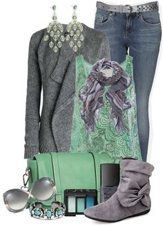 """50 shades of grey contest"" by mayakhan007 on Polyvore"
