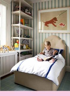 ideas for H's big boy room