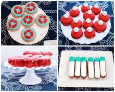 Nautical Baby Shower - Inspired By This