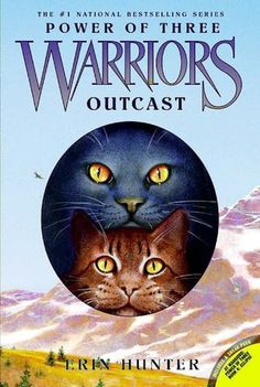 Outcast (Warriors: Power of Three Series #3)  by Erin Hunter