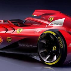 Future #Ferrari #F1 #Formula1 #FormulaOne #car https://www.instagram.com/p/BewFD6Olr0v/ by https://www.artificial-intelligence.blog
