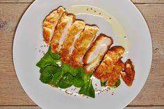 #cotoletta di #pollo #espressa con #mayonnaise della casa #spassofood #cucinadapasseggio